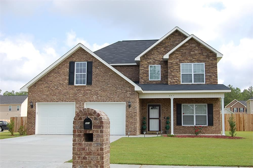 301 ROSE POINTE COURT, BONAIRE, GA 31005
