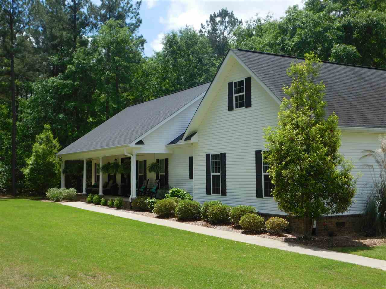 449 PITTS ROAD, HAWKINSVILLE, GA 31036