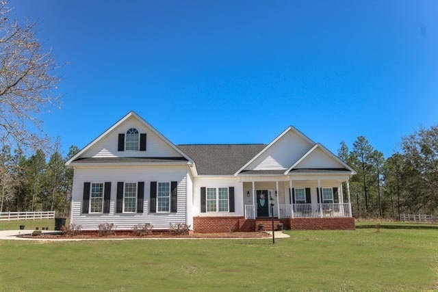21 BROWN DRIVE, BUTLER, GA 31006