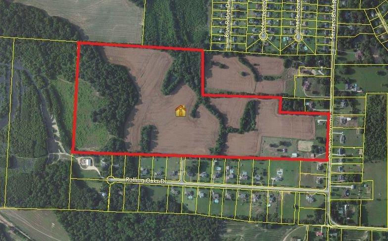 00 Sanders Bluff,Three Way,Tennessee 38343,Lots/land,00 Sanders Bluff,164211