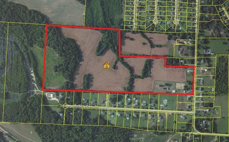 00 Sanders Bluff,Three Way,Tennessee 38343,Lots/land,00 Sanders Bluff,164211