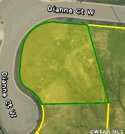 Lot 9 Diane Court,Dyersburg,Tennessee 38024,Lots/land,Lot 9 Diane Court,164386