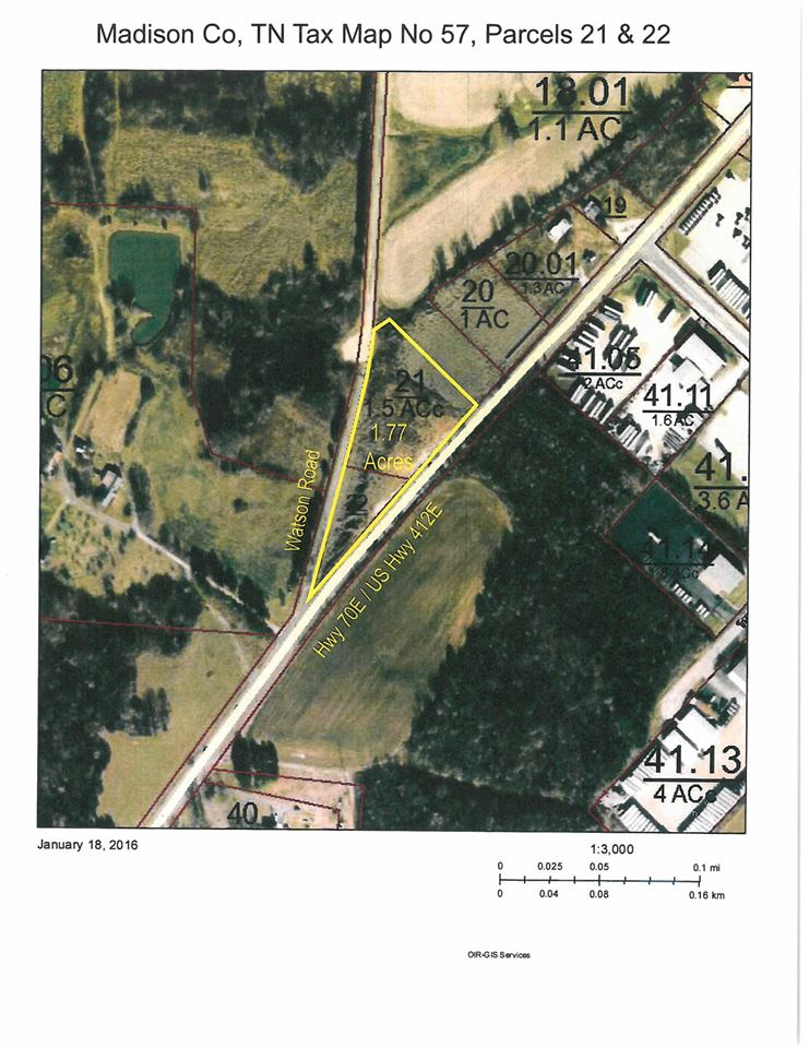 0 Highway 70 E,Jackson,Tennessee 38305,Lots/land,0 Highway 70 E,170706
