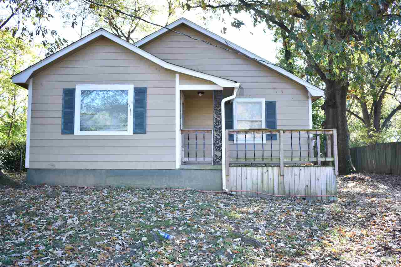 1003 Wheeler,Dyersburg,Tennessee 38024,2 Bedrooms Bedrooms,1 BathroomBathrooms,Residential,1003 Wheeler,180528