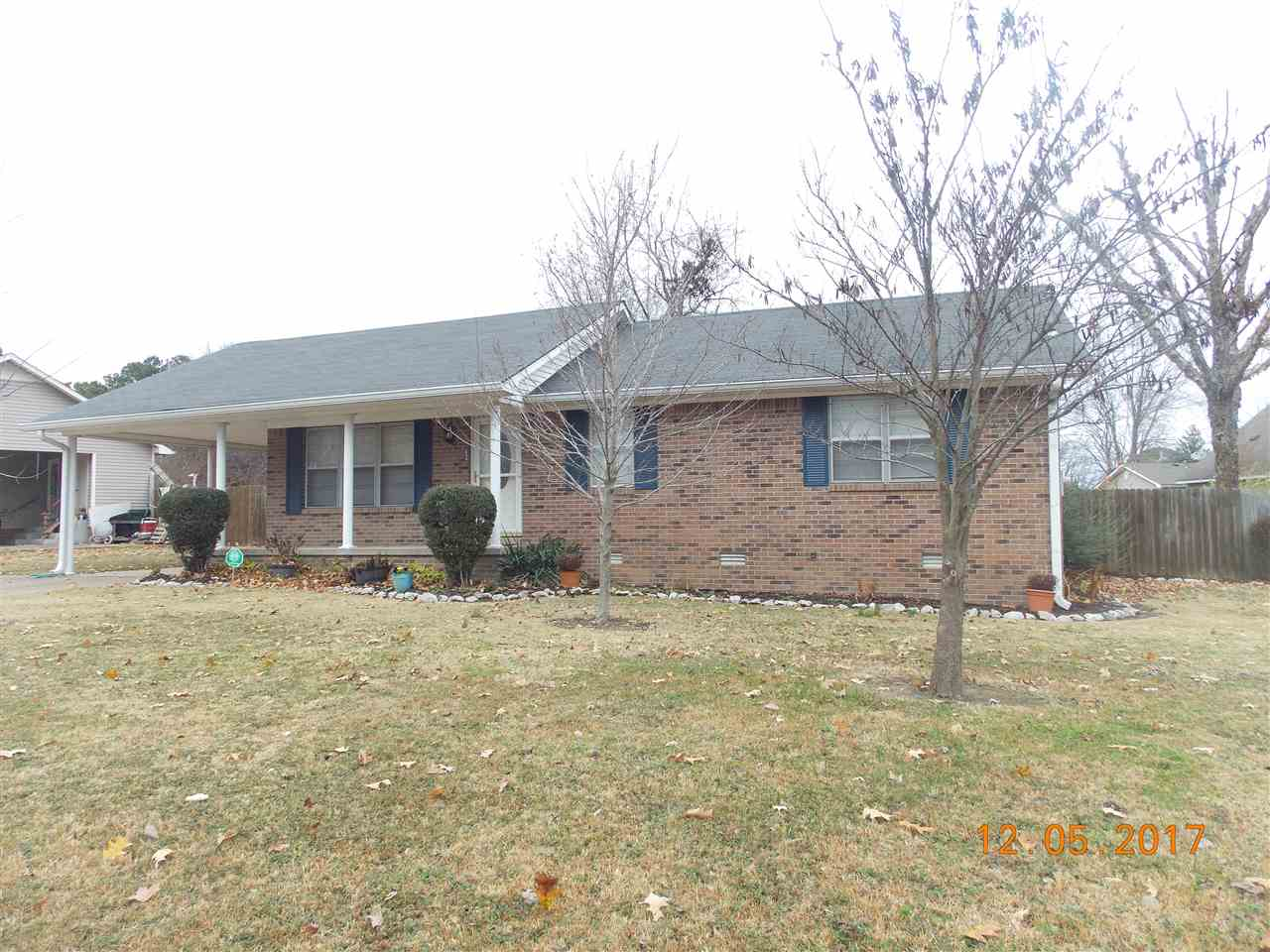 846 Pennell Lane,Dyersburg,Tennessee 38024,2 Bedrooms Bedrooms,1 BathroomBathrooms,Residential,846 Pennell Lane,180704