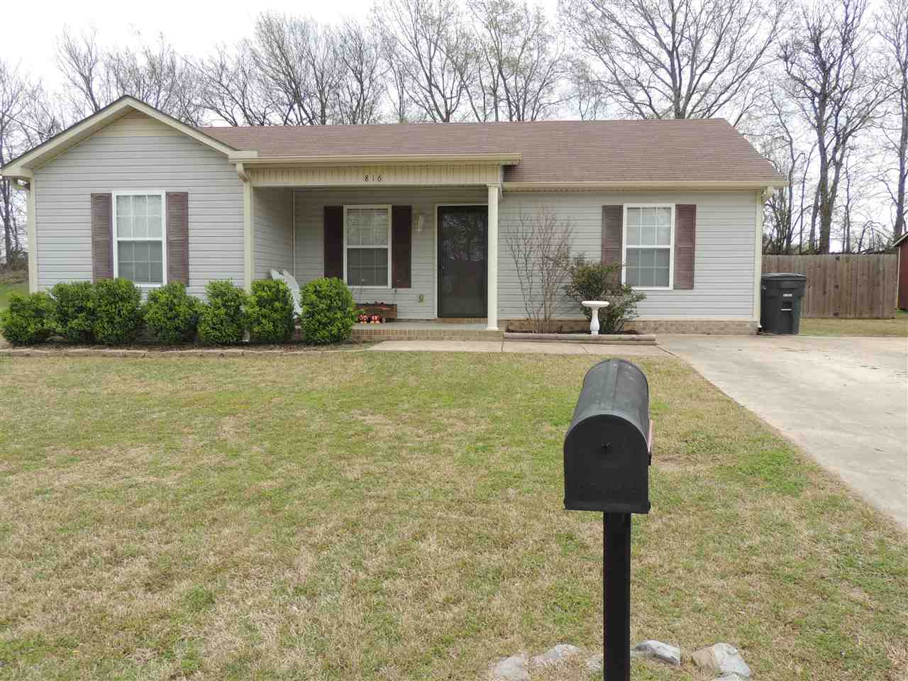 816 Slate Dr,Newbern,Tennessee 38059,3 Bedrooms Bedrooms,2 BathroomsBathrooms,Residential,816 Slate Dr,182198