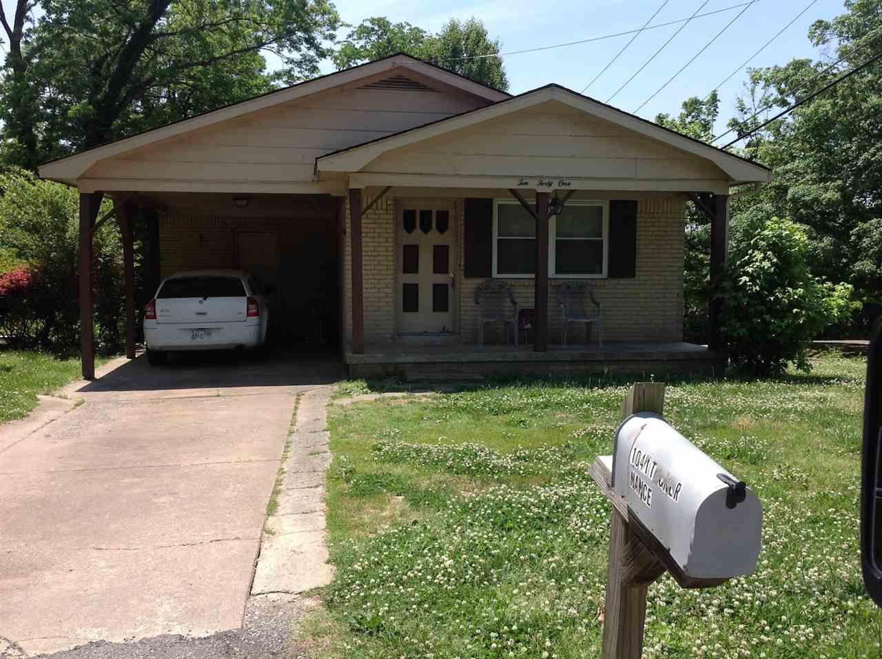 1041 Tucker Street,Dyersburg,Tennessee 38024,3 Bedrooms Bedrooms,1 BathroomBathrooms,Residential,1041 Tucker Street,182879
