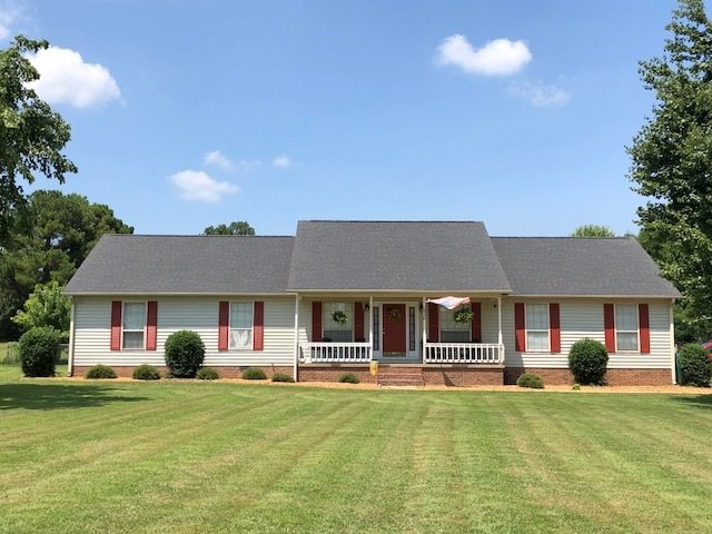 6226 Graball Drive,Milan,Tennessee 38358-6493,3 Bedrooms Bedrooms,2 BathroomsBathrooms,Residential,6226 Graball Drive,184830