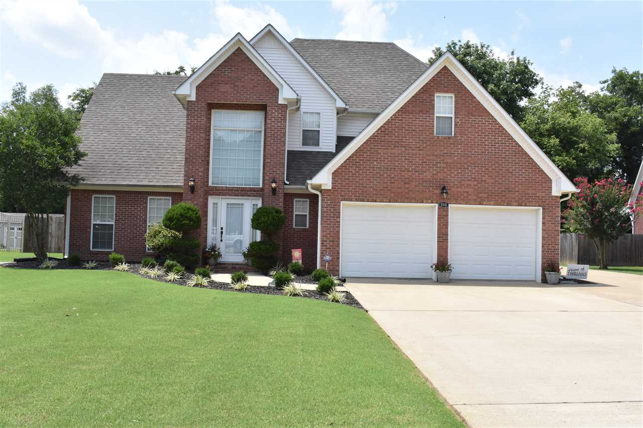 213 Rosemont Cove,Dyersburg,Tennessee 38024,5 Bedrooms Bedrooms,2 BathroomsBathrooms,Residential,213 Rosemont Cove,189705
