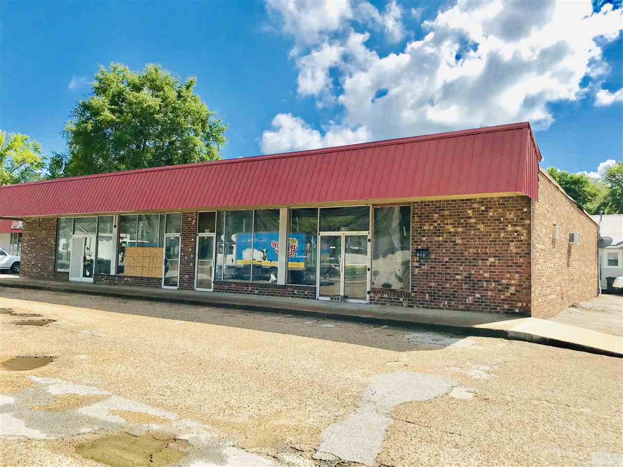 510 Central Avenue, Humboldt, Tennessee 38343-2623, ,Commercial/industrial,For Sale,510 Central Avenue,189732