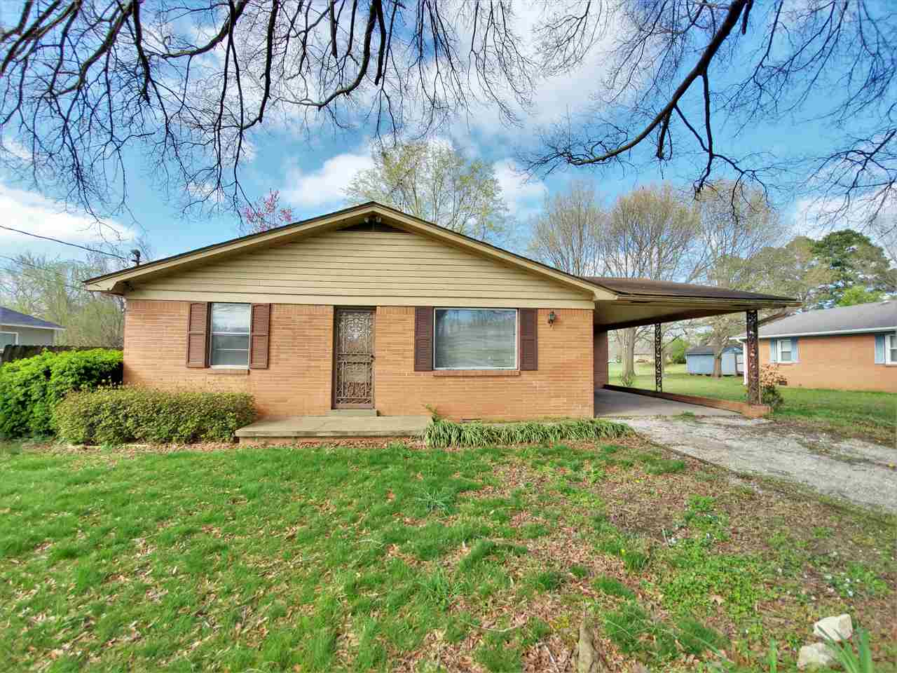1916 Lynn St, Dyersburg, Tennessee 38024, 3 Bedrooms Bedrooms, ,1 BathroomBathrooms,Residential,For Sale,1916 Lynn St,201276
