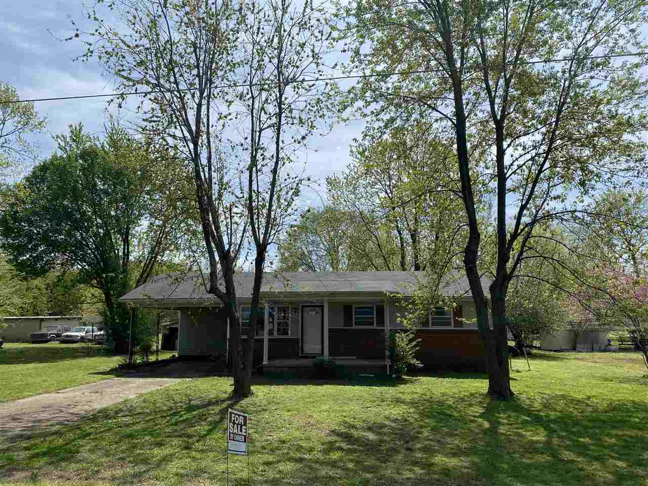 805 Magnolia Rd, Tiptonville, Tennessee 38079, 3 Bedrooms Bedrooms, ,1 BathroomBathrooms,Residential,For Sale,805 Magnolia Rd,202975