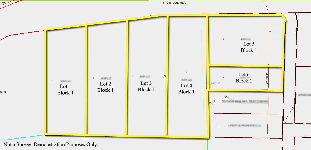 TBD Frontage Road