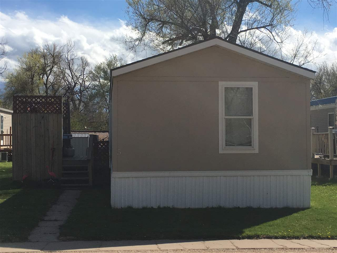 923 10th Ave. Lot #5