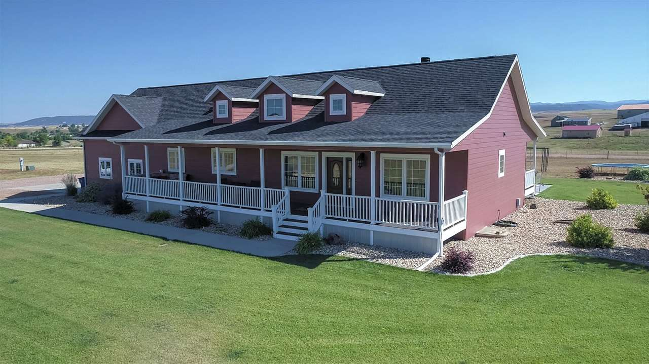 41 Red Bluff Road, Beulah, WY 82712