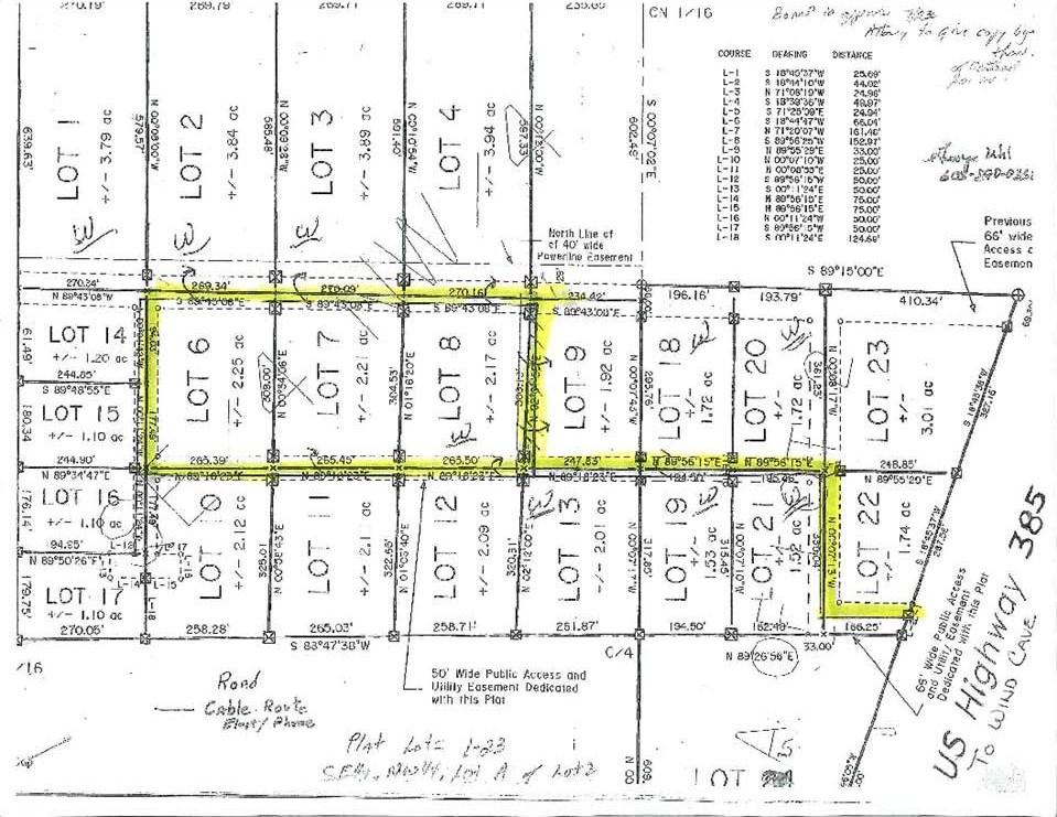 Lot 23 SonRise North Subdivision