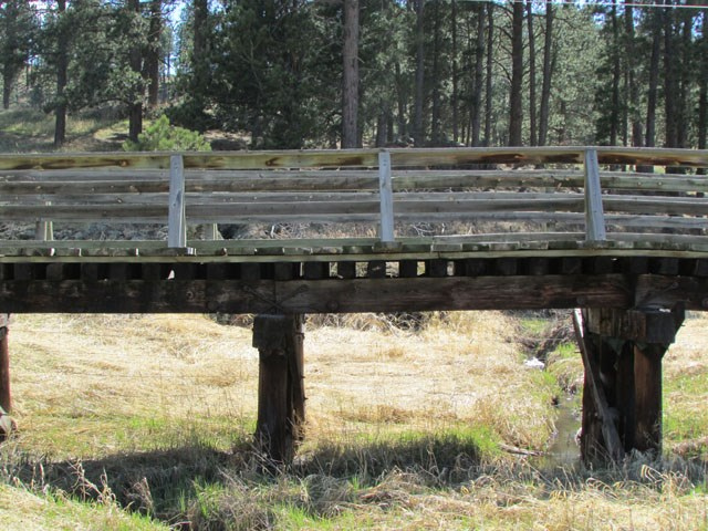 Tract 10 Sidney Trail