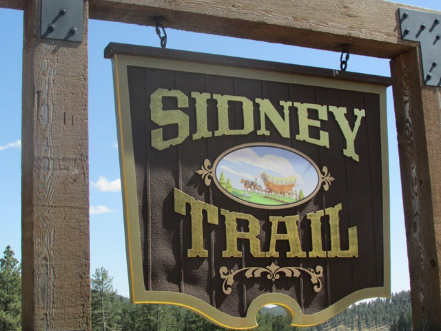 Tract 11 Sidney Trail