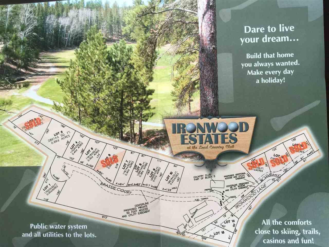 Lot 18 Ironwood Estates
