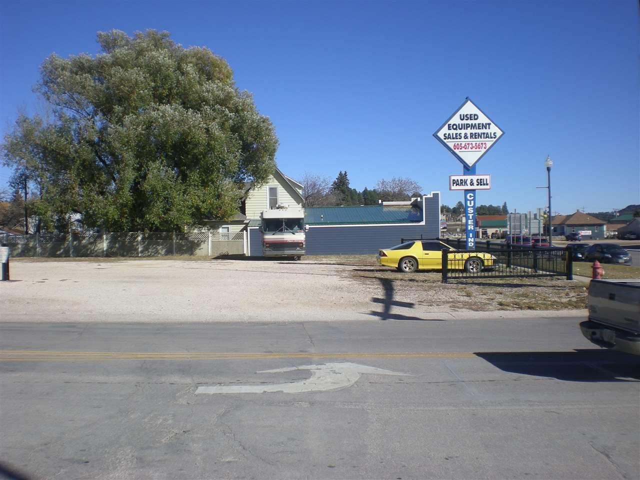 Lot 1/2 Mt. Rushmore Road