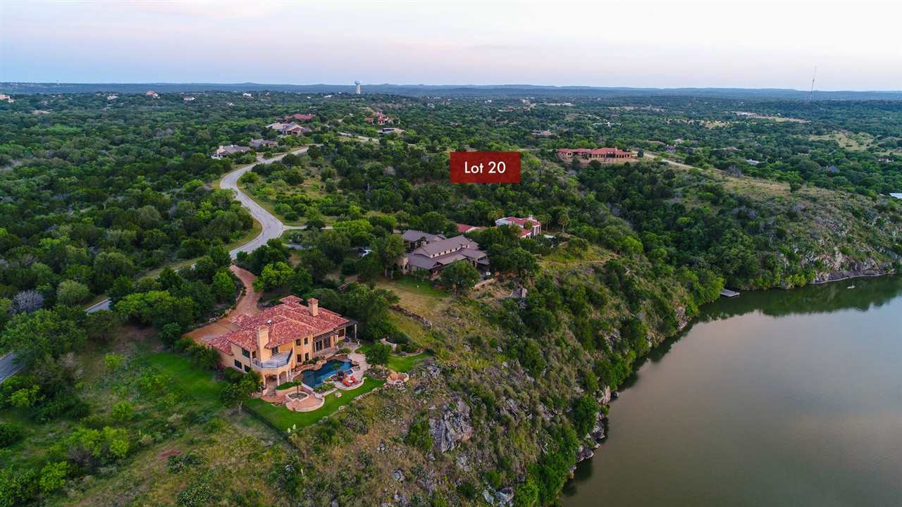 Terreno por un Venta en Lot 20-B Rock'n Robyn Trail Lot 20-B Rock'n Robyn Trail Horseshoe Bay, Texas 78657 Estados Unidos