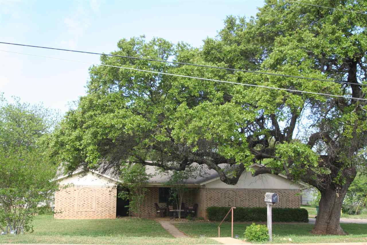Single Family Home for Sale at 1205 Oatman Street Llano, Texas 78643 United States