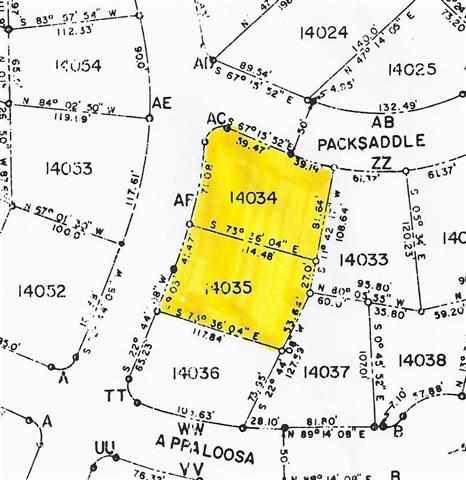 Land for Sale at 14034 Palomino Pass Horseshoe Bay, Texas 78657 United States