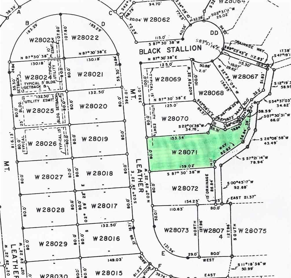 Land for Sale at W28071 Mountain Leather Horseshoe Bay, Texas 78657 United States