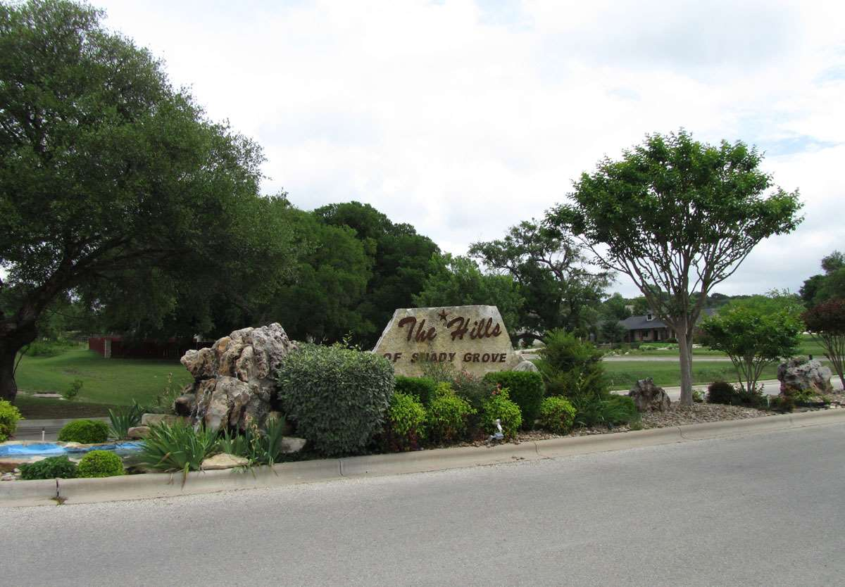 Additional photo for property listing at Lot 6 Alexander Avenue  Burnet, Texas 78611 United States