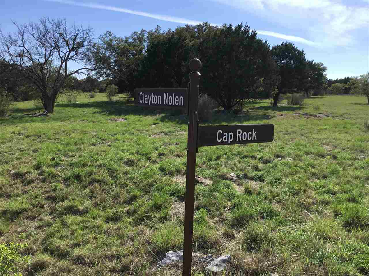 Terreno por un Venta en 1102 Cap Rock Horseshoe Bay, Texas 78657 Estados Unidos
