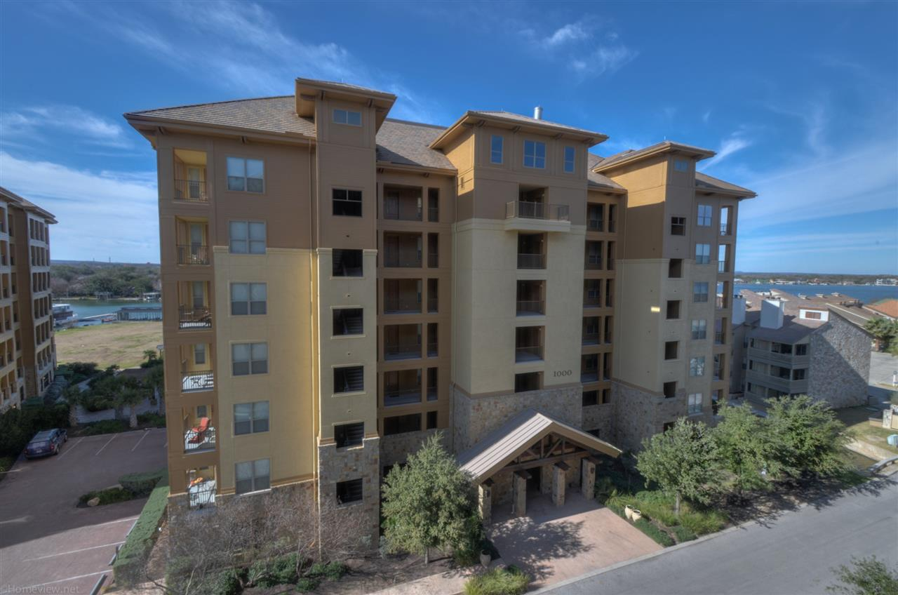 Condominium for Sale at 1000 The Cape Unit #23 Horseshoe Bay, Texas 78657 United States