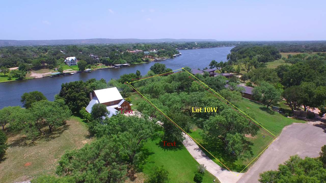Additional photo for property listing at Lot 10W Primera Court  Buchanan Dam, Texas 78609 United States