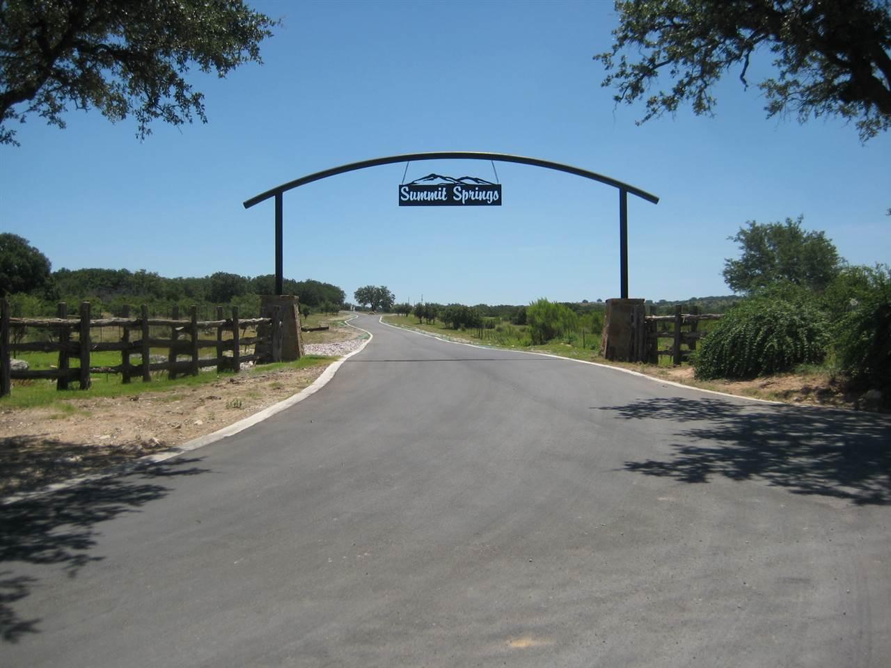 Terreno por un Venta en Lot 45 Clear Springs Court Marble Falls, Texas 78654 Estados Unidos