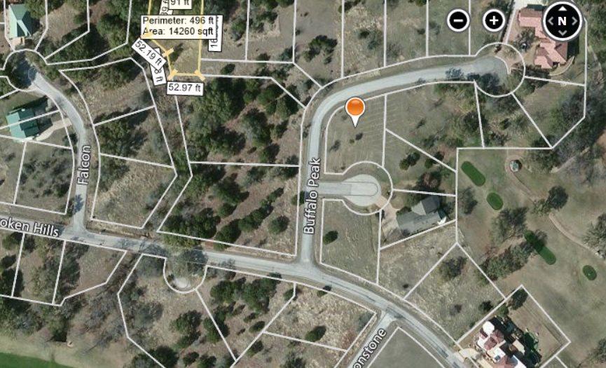 Additional photo for property listing at W-10004-B Buffalo Peak/Buffalo Hill  Horseshoe Bay, Texas 78657 United States