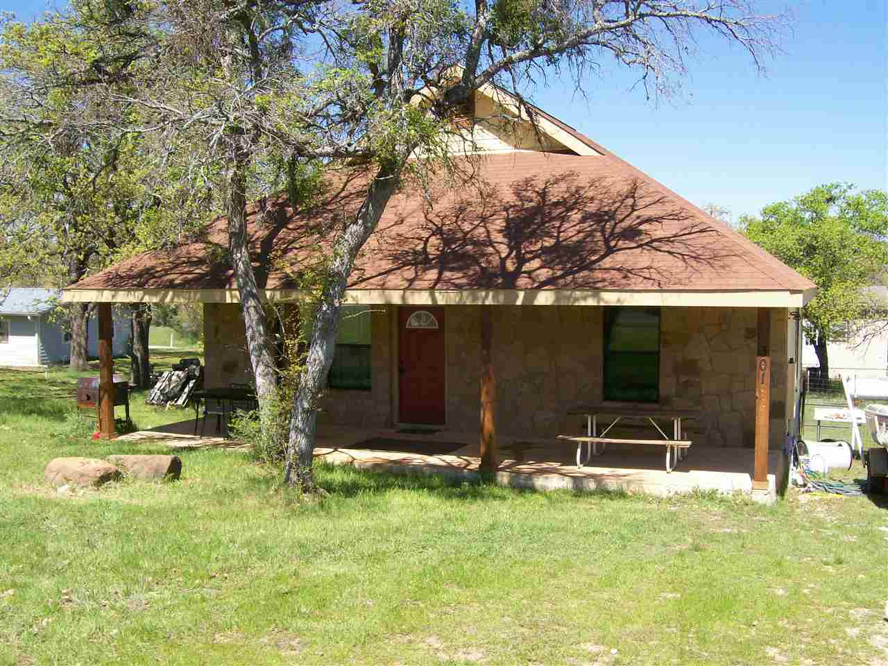 Single Family Home for Sale at 301 South Street Tow, Texas 78672 United States