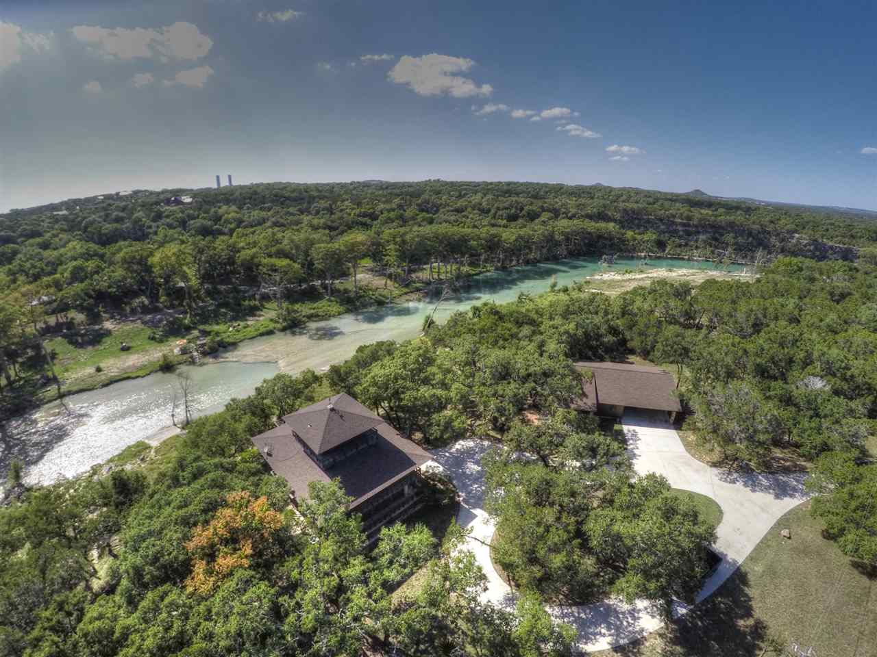 Single Family Home for Sale at 400 CR 1492 Road Wimberley, Texas 78676 United States