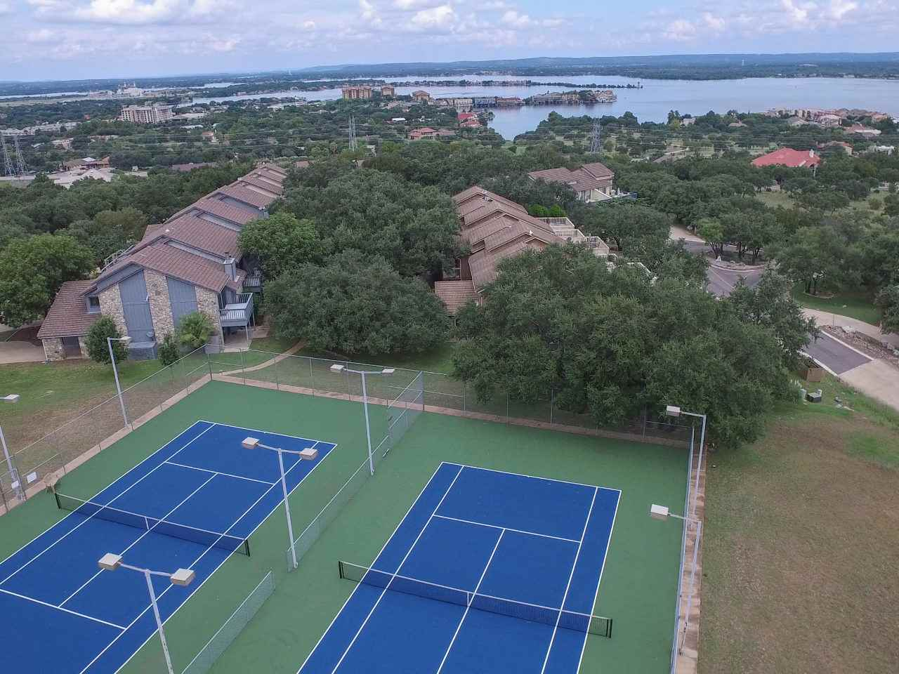 Townhouse for Sale at 320 Twin Sails #25 Horseshoe Bay, Texas 78657 United States