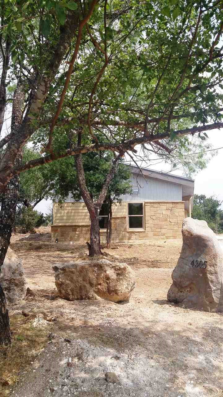 Single Family Home for Sale at 4305 Oak Park Dr Views Cottonwood Shores, Texas 78657 United States