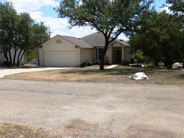 Single Family Home for Sale at 207 Knight's Row Cottonwood Shores, Texas 78657 United States