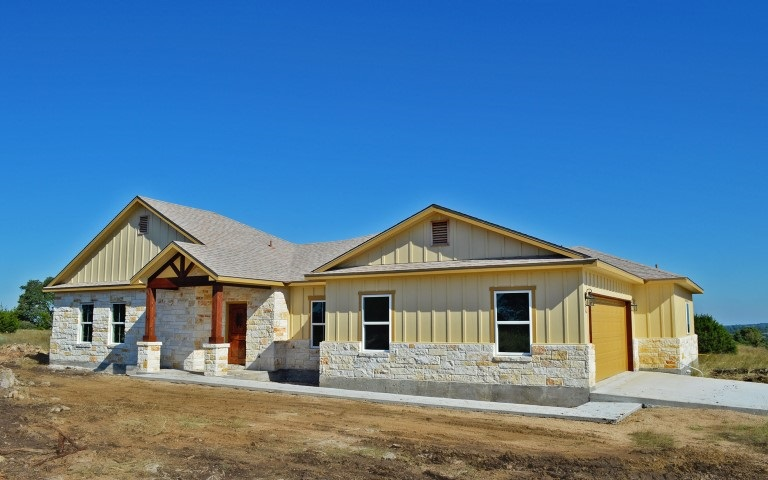 Single Family Home for Sale at Lot 64 Three Creeks Drive Lot 64 Three Creeks Drive Bertram, Texas 78605 United States