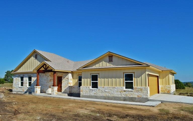 Vivienda unifamiliar por un Venta en Lot 64 Three Creeks Drive Lot 64 Three Creeks Drive Bertram, Texas 78605 Estados Unidos
