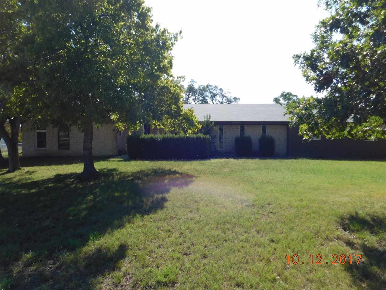 Single Family Home for Sale at 770 CR 4756 770 CR 4756 Kempner, Texas 76539 United States