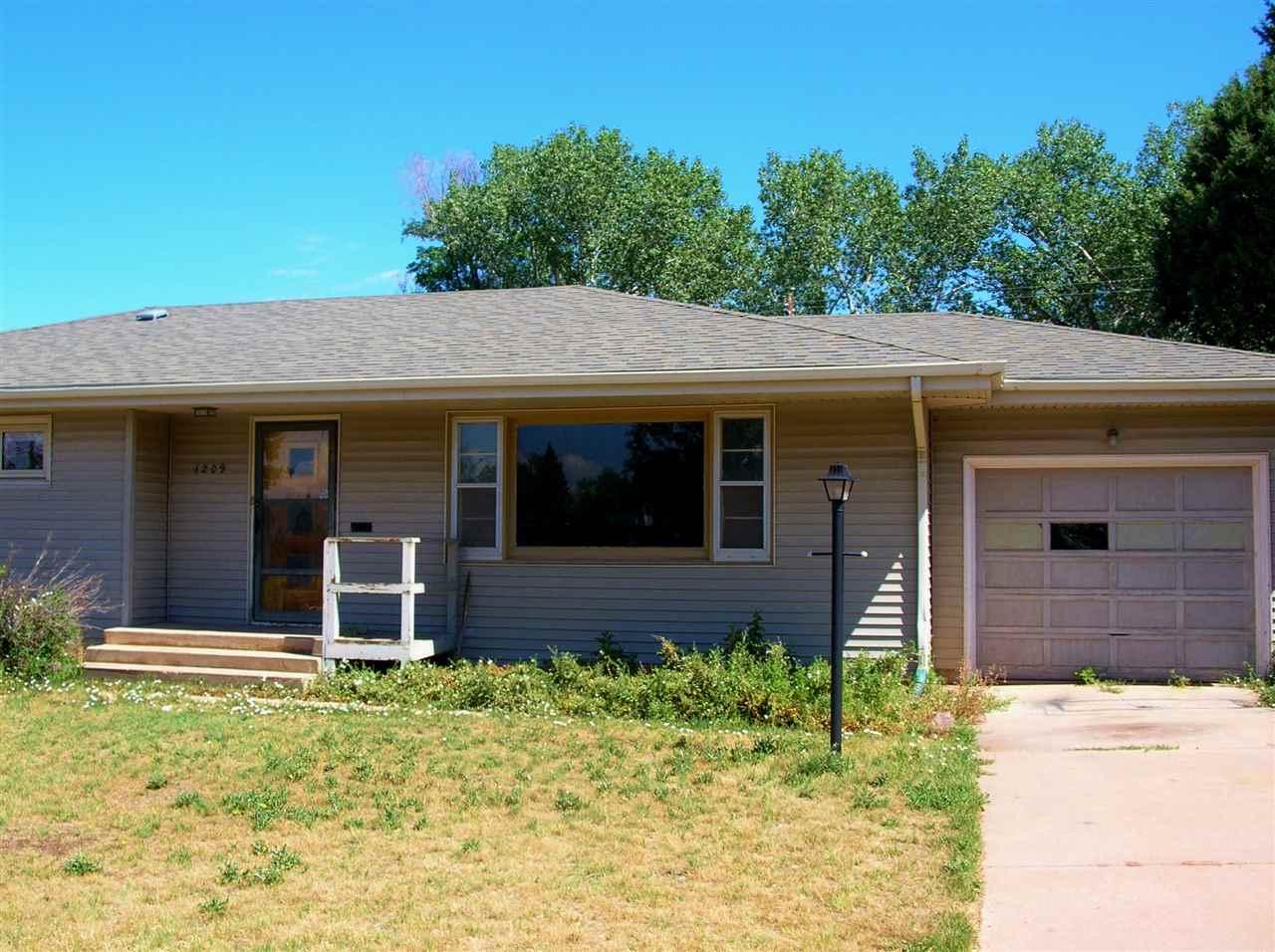 1209 Baker, Laramie, WY 82072