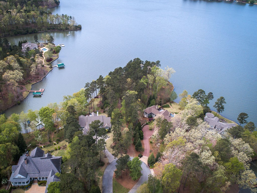 1110 FALLING CREEK DRIVE AS, one of homes for sale in Lake Oconee