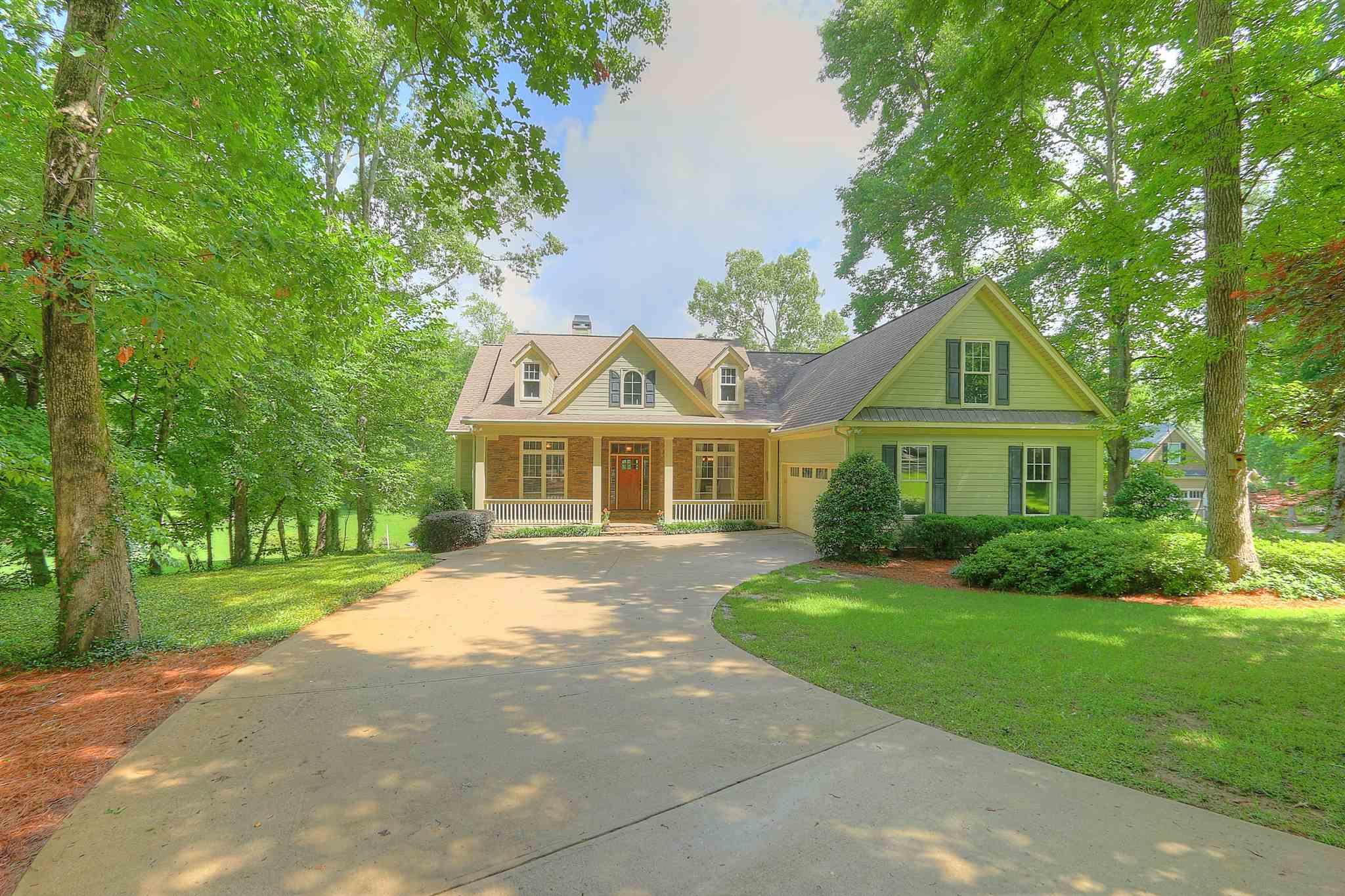 105 ARDENNES, Lake Oconee in Putnam County, GA 31024 Home for Sale