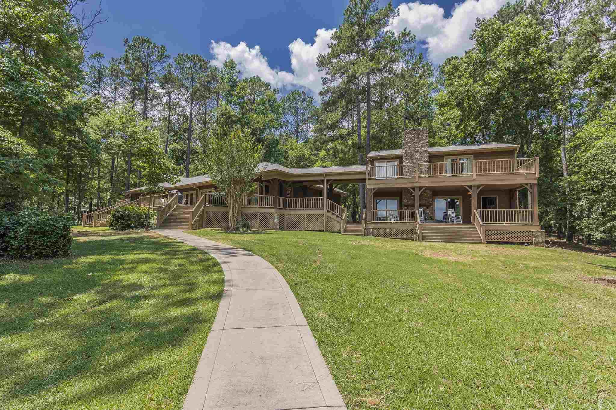1040 SANDY CREEK DRIVE, Lake Oconee in Greene County, GA 30642 Home for Sale