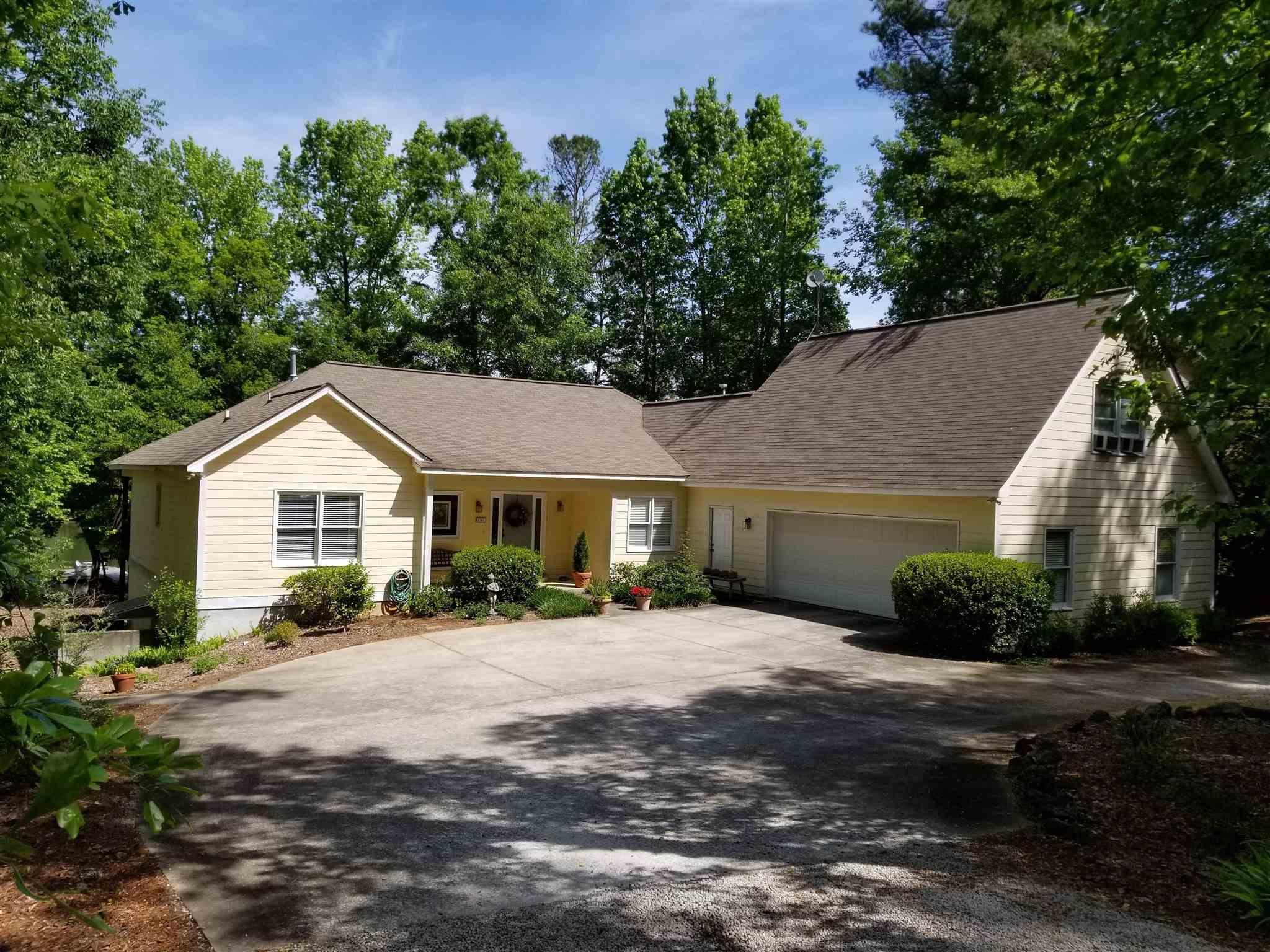 1701 WHITE OAK DRIVE, Lake Oconee in Greene County, GA 30678 Home for Sale