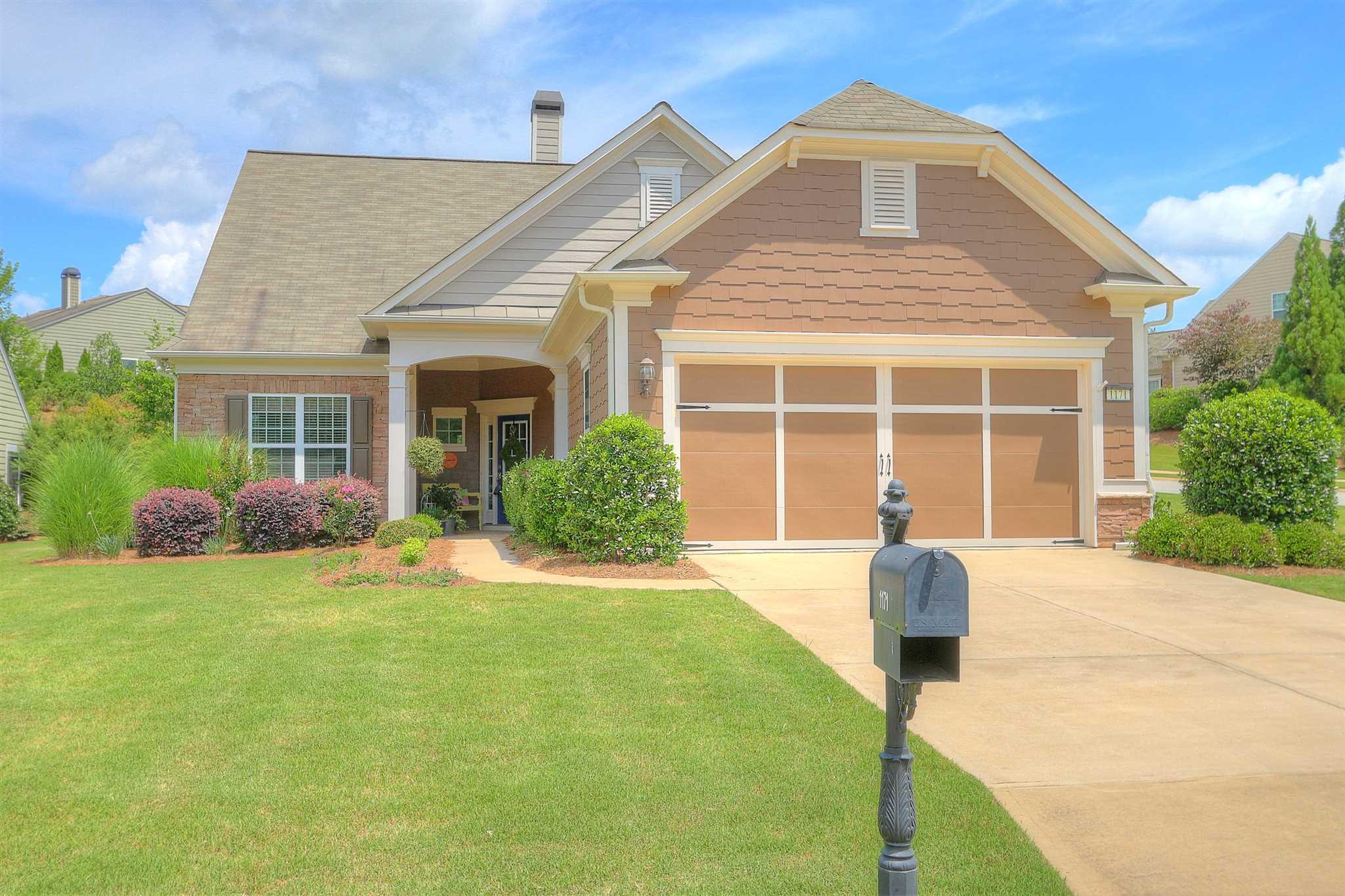 1171 SEAWORTHY ROAD, Lake Oconee in Greene County, GA 30642 Home for Sale