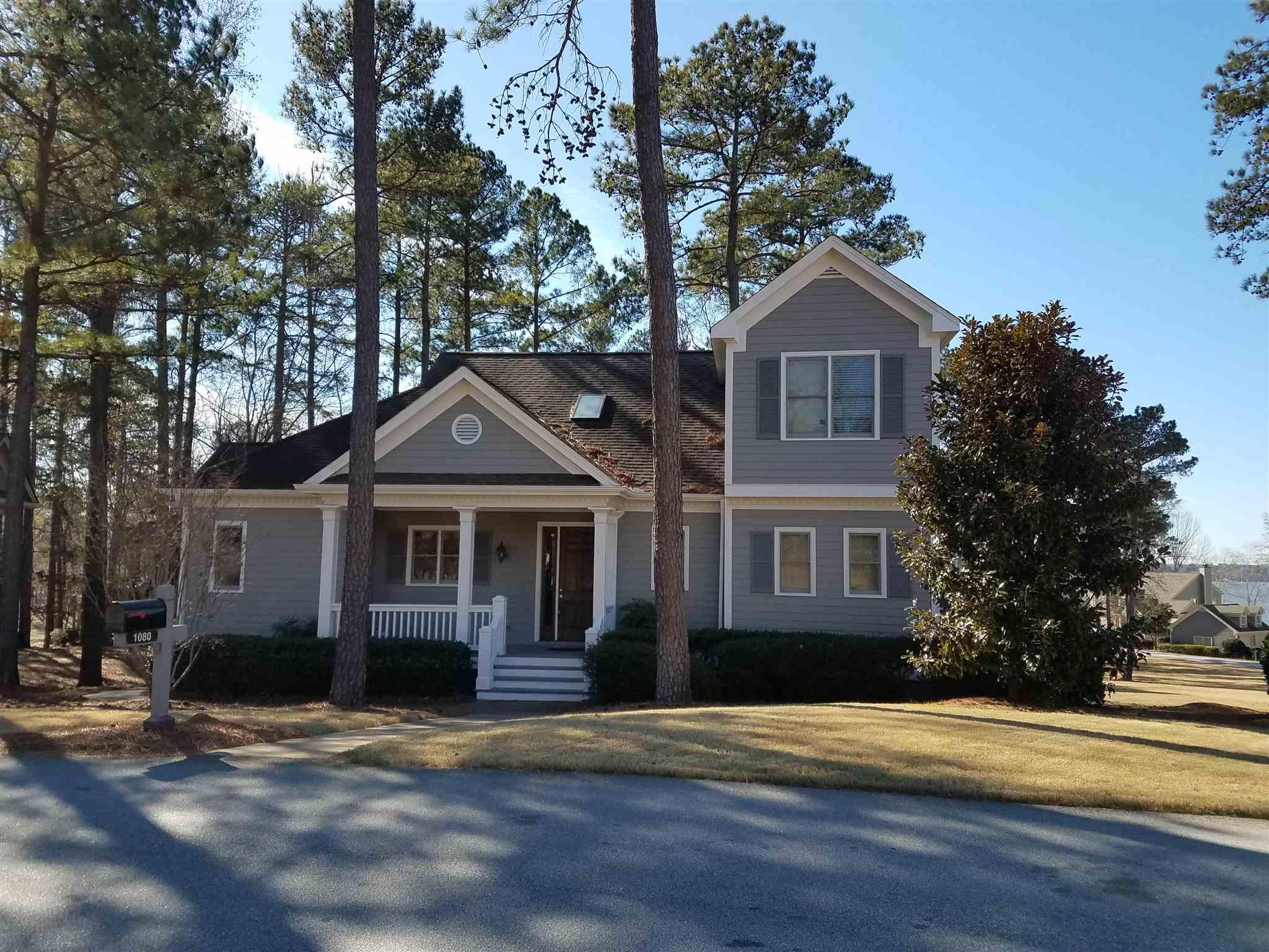 1080 EMERALD VIEW DRIVE, Lake Oconee Reynolds Landing in Greene County, GA 30642 Home for Sale