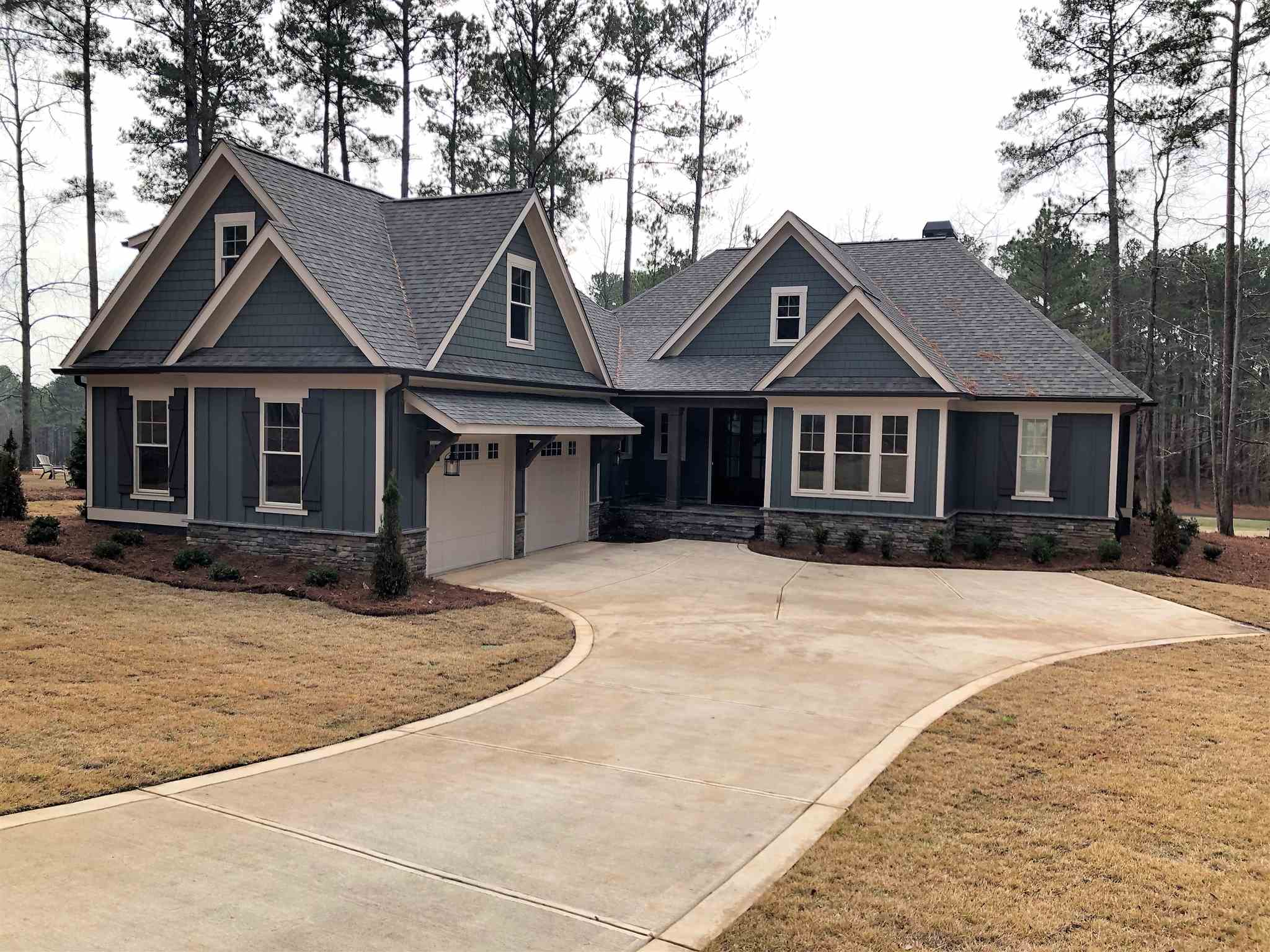 1301 FAIRWAY RIDGE DRIVE, Lake Oconee Reynolds Landing in Greene County, GA 30642 Home for Sale